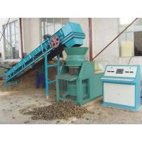 China Stalk Briquette Machine on sale