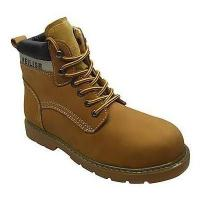 Buy cheap Stylish  goodyear shoes  industrial safety shoes price safety work boots product
