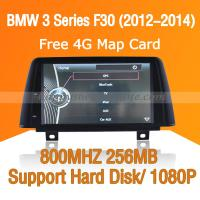 Buy cheap BMW F30 Multimedia Player with GPS Navigation Digital TV iPod product