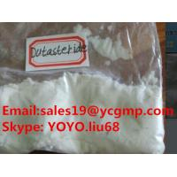 China Avodart / Dutasteride Anti Estrogen Steroids Organic Anti - Hair Loss Cas No 164656-23-9 on sale