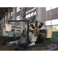 Buy cheap Metal Turning CNC Facing In Lathe Machine With Medium Plate ISO Certification product