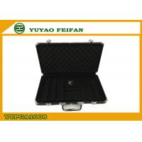 Buy cheap Professional Play Gaming Accessories Poker Set Aluminum Case 385 x 225 x 65 Mm product