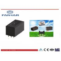 10A 250VAC Electromagnetic Switch Relay With UL Insulation Class F Grade