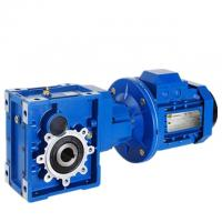 Buy cheap 50Hz Frequency 025 Size RV Reducer Cast Iron For Food Packaging Machine product