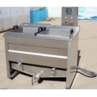 Buy cheap Commercial 21kw Fried Chicken Machine / Stainless Steel Potato Frying Machine product