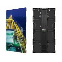 Buy cheap Front Service P3.91mm Indoor Led Video Wall with 4K High Definition and High Refresh Rate product