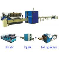 Buy cheap Hot-sale High Speed Small Toilet Paper Roll Production Line product