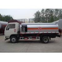 Buy cheap 6000 liters fuel tank truck,  oil tanker truck for sale product