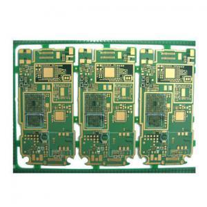 Buy cheap Prototype PCB Quick Turn PCB, 0.13 Shape Tolerance, BGA Pad product