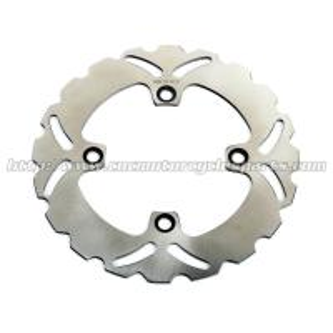 China Motorcycle Brake Disc Rear Right Racing brake discs Kawasaki Ninja 600 636 220mm on sale
