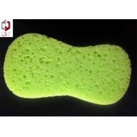 Buy cheap Yellow Kitchen Washing Sponge Foam With Pore For Household Cleaning product