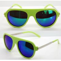 Buy cheap AC Lens Retro Plastic Frame Sunglasses With 400UV Protection product