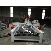 Buy cheap 4 Spindle Stone CNC Router Machine product