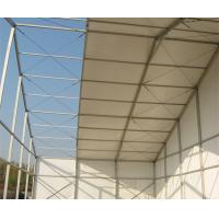 Buy cheap Outdoor Giant Industrial Storage Tents Aluminum Warehouse / Gazebo Tent from Wholesalers