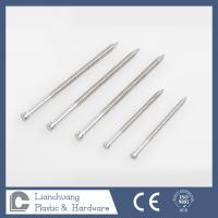 50x3.0mm   Stainless Steel A4 Lost head  Annular Ring Shank Nails for wood