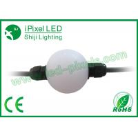 Quality WS2801 Pixel DMX LED Light , Hanging 360 Degree Video Curtain LED Ball Light for sale