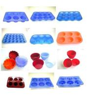 Buy cheap Silicone Kitchenware, Nonstick Silicon Cake Mould With Customized Shape product