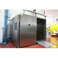Buy cheap Manual Door Cooling System Vacuum / Vegetables Vacuum Cooling Equipment product