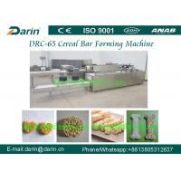Buy cheap Commercial Cereal Bar Production Line 9kw for Peanut Bar Forming product