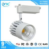 China High CRI brightness Dimmable LED Track Light AC90-264V with aluminium shell on sale