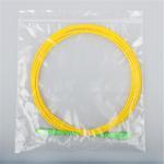 Buy cheap SC / APC - SC / APC Fiber Optic Patch Cable SX SM Optical Fiber Patch Cord LSZH product