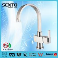 Buy cheap SENTO lead free healthy water saving unique kitchen faucet product