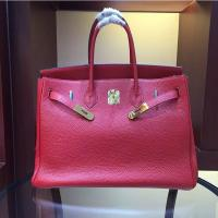 Buy cheap women high quality 35cm red famous brand handbags TOGO leather bags hanbags fashion bags L-RB2-5 product
