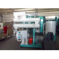 Buy cheap 75kw 380V Straw Wood Pellet Machine For Rice Husk / Sawdust / Biomass product
