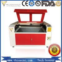 China High precision mini laser engraving machine for sale TL1390-100W. THREECNC on sale