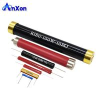 Quality Enamel Coating High Frequency Glazed High Voltage Motor Drive Circuits Resistor for sale