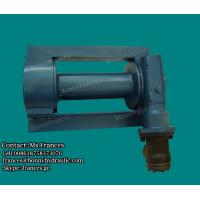 Hydraulic Worm Gear Winches : Worm gear hydraulic winch