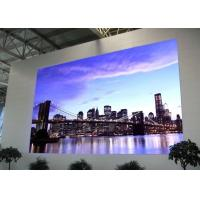 Buy cheap P5 Inside Led Screen Front Service , Light Weight  Led Panel Video Wall product