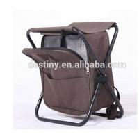 China Wholesale promotional outdoor flat folding chair fishing cooler bag on sale