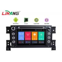 Buy cheap GPS Navigation SUZUKI Car DVD Player Bluetooth - Enabled PX6 RK3399 Cortex-A72 Eight Core product