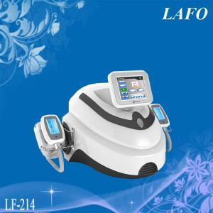 Buy cheap Portable Dual Cryo Handle Lipo Cryo Machine product