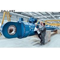 Buy cheap Customized Fixed and Moveable 40 Ton Hydraulic Gate Hoist Cylinder product