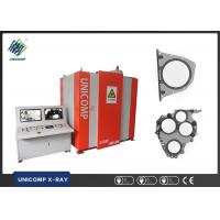 Buy cheap Full Enclosed Shield X Ray Orientation NDT Inspection Equipment 320Kv 2.8LP/mm Resolution product