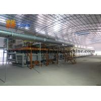 High Productivity Airlaid Paper Making Machine Natural Gas / Oil Heating