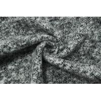 Buy cheap Mix Color Winter Coat Material Faux Sheepskin Fabric , Knitted Wool Fabric With Comfortable Handle product