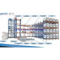 Buy cheap Automated Storage Retrieval System(ASRS), Carrier and Shuttle system, Stacker from wholesalers