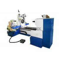 Buy cheap Single Rotary CNC Wood Turning Lathe Machine Two Blades One Vertical Spindle For Wood Crafts product