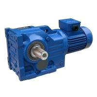Buy cheap K187 Ratio 102.16/73.96/42.51 100B5 post hole digger gearbox speed reducer price product