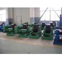 China 200T Conventional Pipe Welding Rollers Heavy Duty Tank Turning Rolls Danfoss VFD on sale