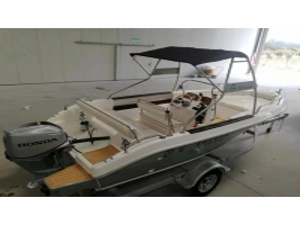 Buy cheap Fiberglass fishing boat/Tracffic boat/16 feet FRP open boat/FRP boat product