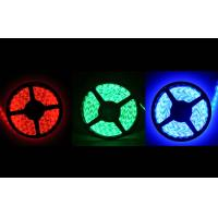 Buy cheap 5 Meter Flexible RGB LED Strip Light Color Changing IP20 For Cars product