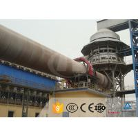 Buy cheap Yz4262 Heating Portland Cement Plant Thermal Cement Sintered Rotary Kiln product