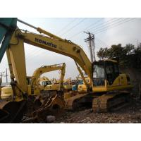 Buy cheap Komatsu PC200-7 Used Excavator 3800+ hours Japan original year 2006 from wholesalers
