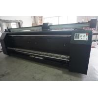Buy cheap Mirror Flag Large Format Printing Machine / Digital Printers For Fabric product