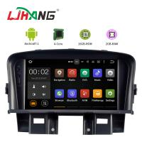 Buy cheap Android 7.1 Chevrolet Car DVD Player With Monitor GPS BT TV Box OEM Fit Stereo product