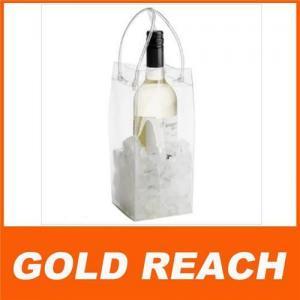 Fishion clear pvc ice bag
